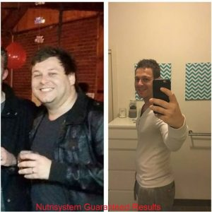 Nutrisystem Guaranteed Results
